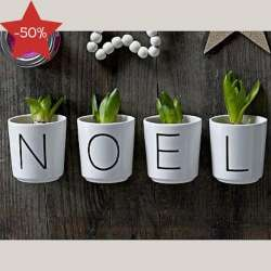 Cup Photophore Bloomingville NOEL
