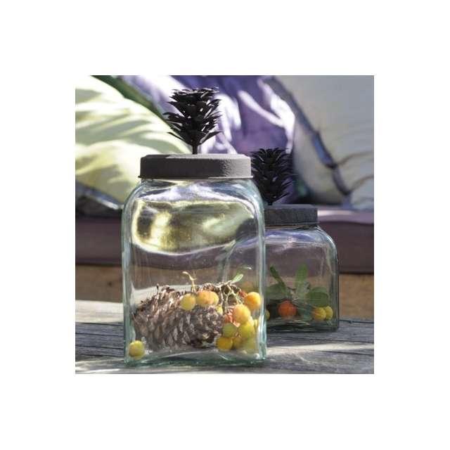 Pot de cuisine chehoma d coration campagne chic - Deco campagne chic cuisine ...