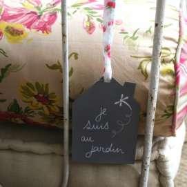 Plaques m tal d co d coration murale style r tro vintage - Magasin deco jardin d ulysse reims ...