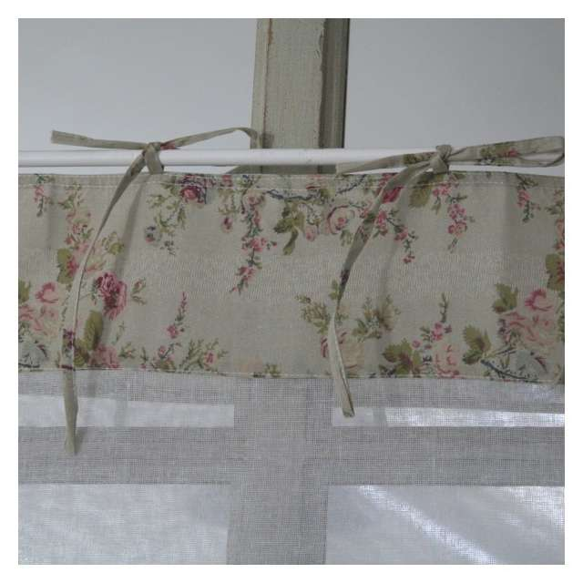 brise bise 45x60 free petit rideau et brise bise with brise bise 45x60 affordable lovely casa. Black Bedroom Furniture Sets. Home Design Ideas