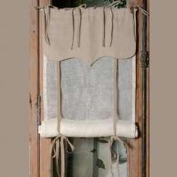 vente en ligne store sur mesure lin nouettes. Black Bedroom Furniture Sets. Home Design Ideas