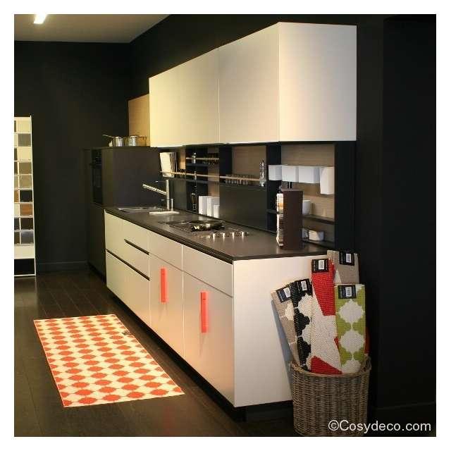 tapis cuisine design tapis sisal beige design pour salon