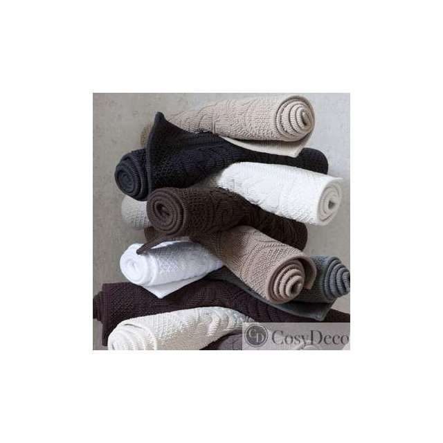 grand tapis de salle de bain en eponge style hammam. Black Bedroom Furniture Sets. Home Design Ideas
