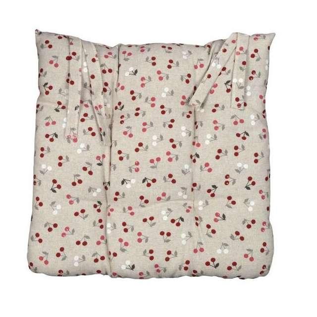 galette de chaise d coration cuisine cerises ambiance campagne cosy. Black Bedroom Furniture Sets. Home Design Ideas