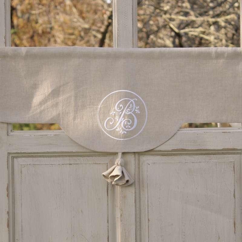 Bien-aimé Cantonnière | Rideaux Valance décoration fenêtres style Ancien LR64