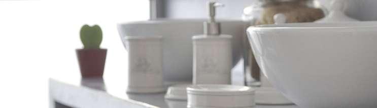 Bains et wc accessoires de salle de bain d co cosy et charme for Accessoires salle de bain et wc