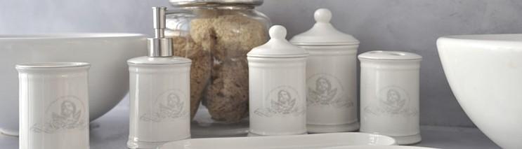 Accessoires de Salle de bain | Décoration style maison de charme