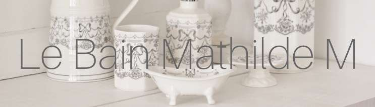 accessoires paris mathilde m objets r tro d co salle de bain. Black Bedroom Furniture Sets. Home Design Ideas