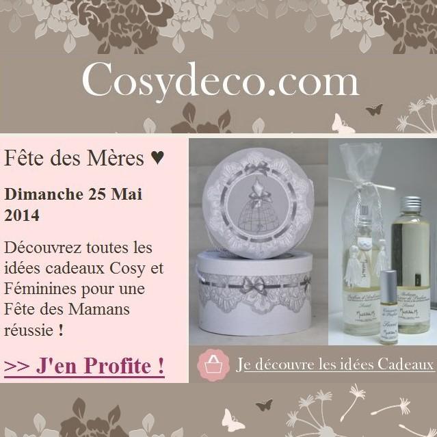 blog deco maison boutique d coration charme cosyd co. Black Bedroom Furniture Sets. Home Design Ideas