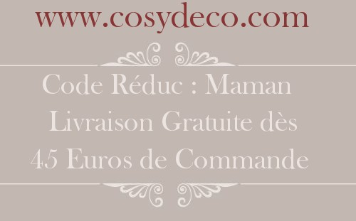 Code Reduction Cosy D�co