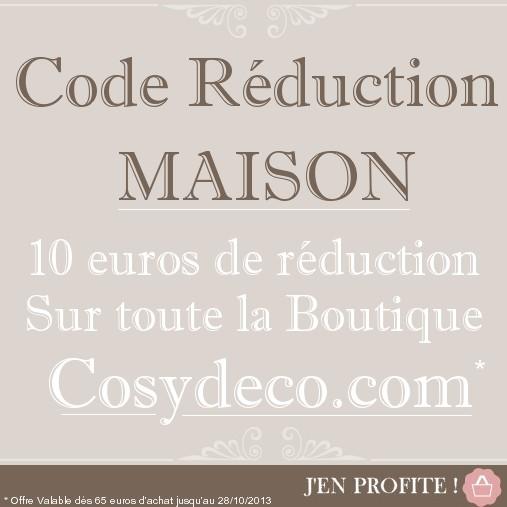 Code reduction miliboo maison design - Code promo la redoute maison ...