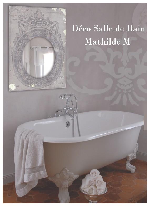 la d coration de la salle de bain boutique d co traditionnelle vases luminaires. Black Bedroom Furniture Sets. Home Design Ideas