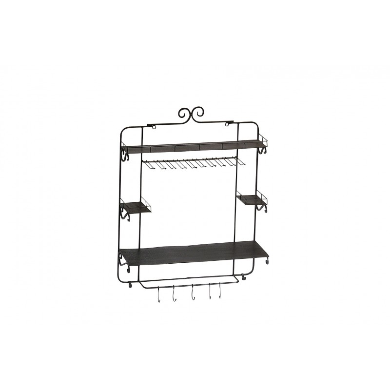decoration cuisine fer forge avec des id es int ressantes pour la conception de. Black Bedroom Furniture Sets. Home Design Ideas