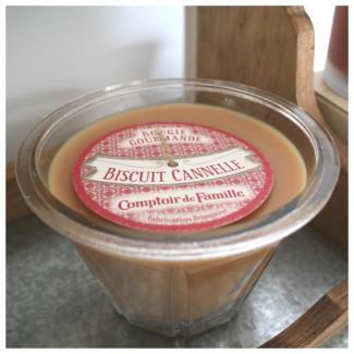 Comptoir de famille bougies gourmande biscuit cannelle vente en ligne boutique cosy d co - Comptoir irlandais vente en ligne ...
