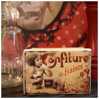 Vintage cosydeco tous les objets de d coration sur elle maison for Accessoire deco cuisine vintage