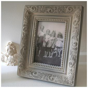 Style ancien bois tous les objets de d coration sur elle maison - Cadre photo style ancien ...