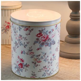 Boite anglais tous les objets de d coration sur elle maison - Vaisselle style anglais ...