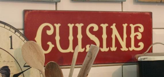 Cuisine deco cuisine campagne rouge : Cuisine campagne chic rouge ~ Belle cuisine nous a fait à l'aise ...