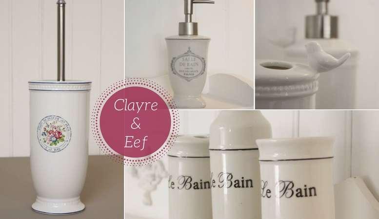 Boutique d coration de charme r tro et vintage for Clayre et eef