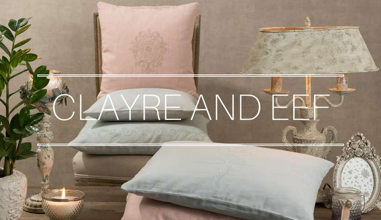 CLAYRE AND EEF DECO