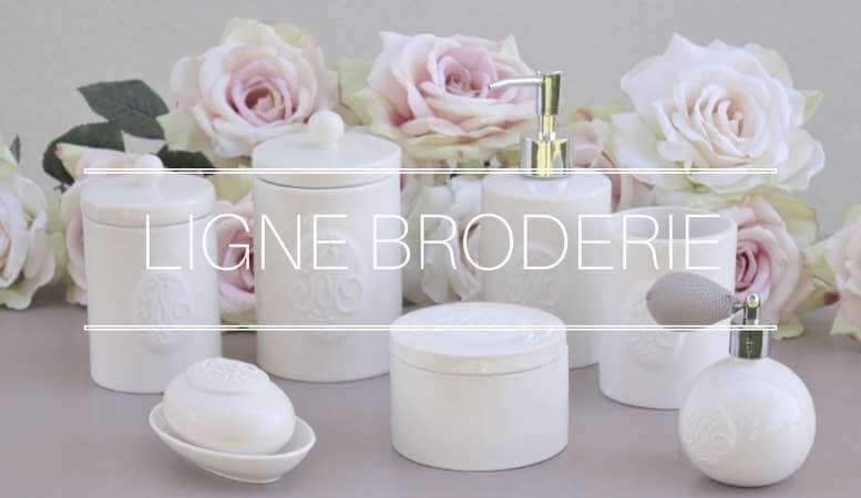 Gamme Broderie mathilde m