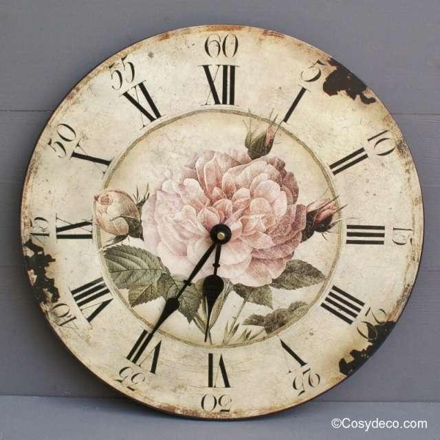 horloge Cosy Antic Line création