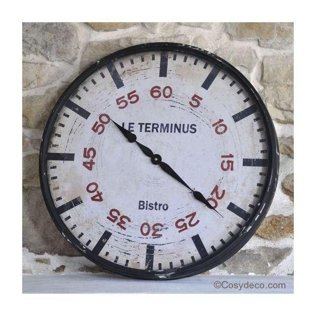 Horloge Terminus Antic Line