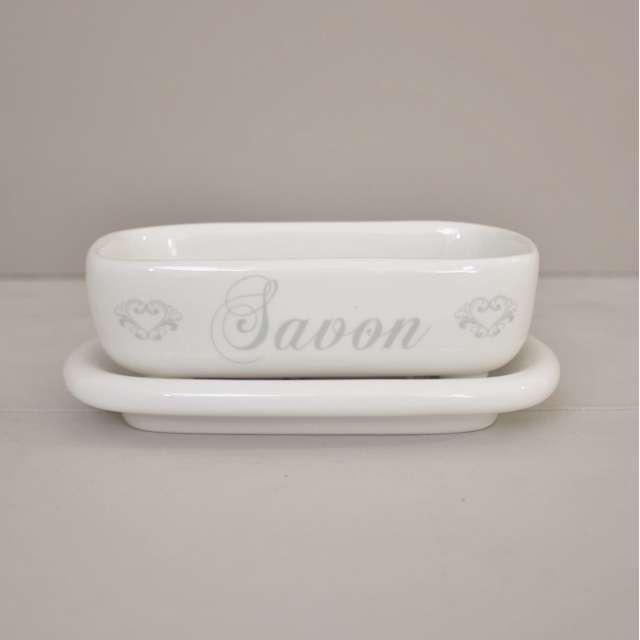 vide poche salle de bain Coeur Antic-Line