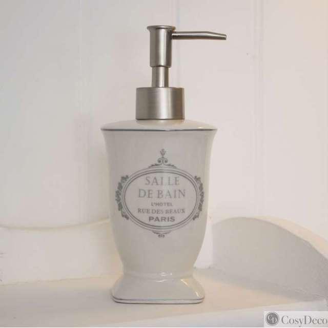 Distributeur savon Retro