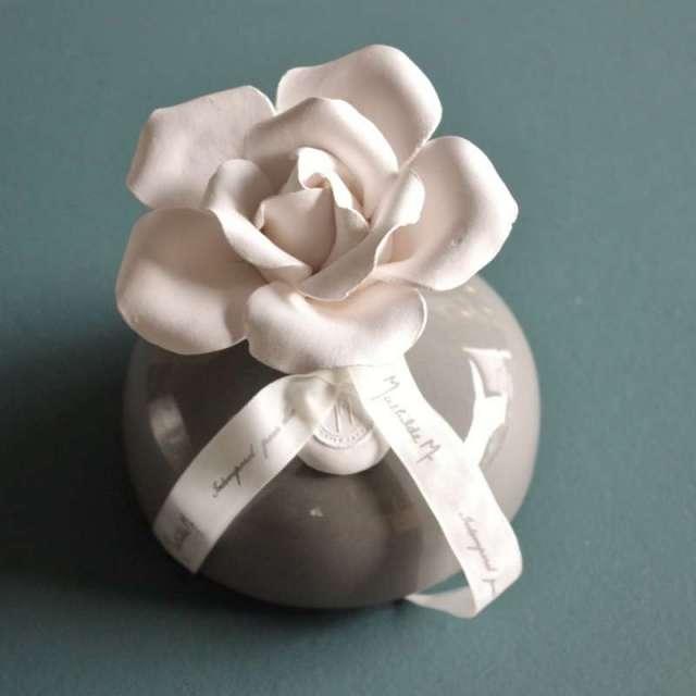 Fleur Diffuseur Mathilde M Poudre de riz
