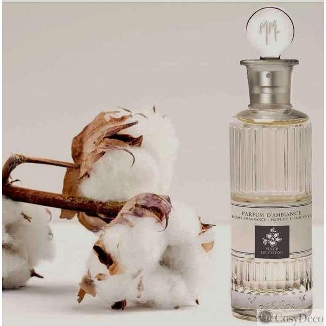 parfum fleur de coton mathilde m