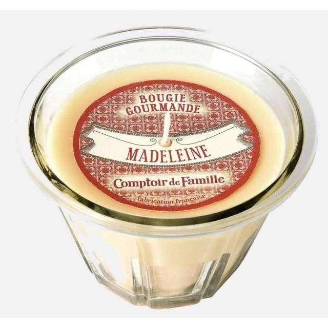 Bougie parfumée Madeleine Comptoir de Famille