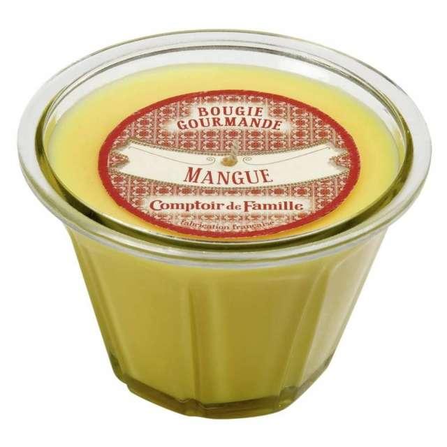 Bougie parfumée Mangue Comptoir de Famille