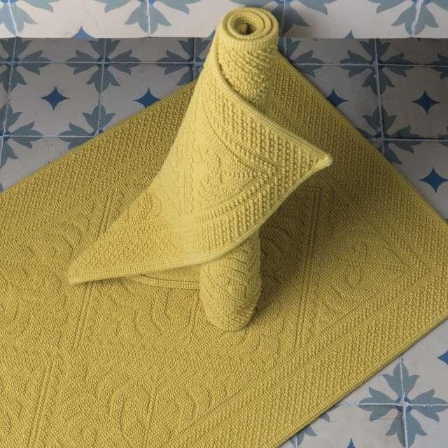 Tapis coton Enzo Badiane de Vivaraise