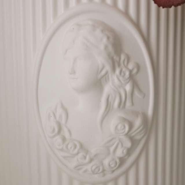 Porte Savon ovale Décoration Marquise Mathilde M