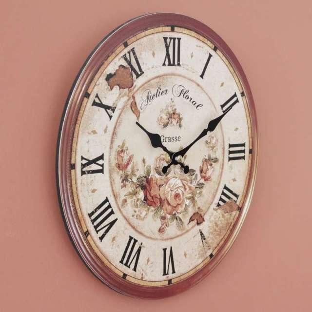 Horloge Style shabby-chic Romantique