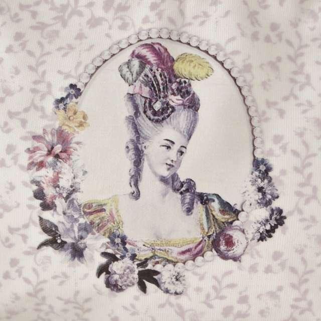 Trousse Mathilde M Courtisane