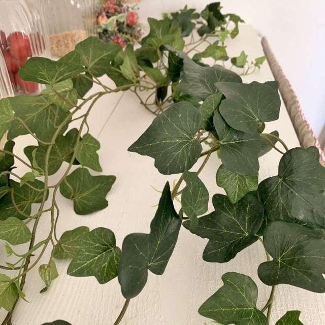 Guirlande de feuilles de Lierre Artificielle