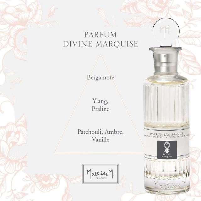 Nouveau Divine Marquise Mathilde M Parfum d'Ambiance