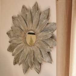 Grand Miroir Soleil Chehoma