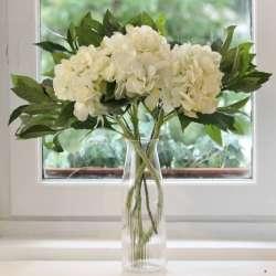 Vase à fleurs ambiance Rétro