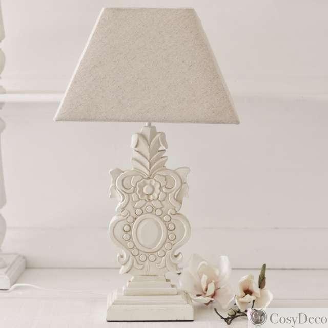 Lampe Shabby