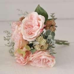 Bouquet artificiel Roses Décoration Romantique
