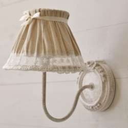 Applique murale Shabby-Chic