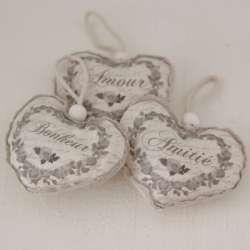 Coeur à suspendre Romantique