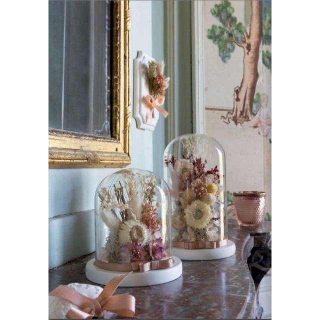 Cloches en verre Objets Décoration Charme Mathilde M