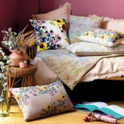 Coussin style Shabby-Chic