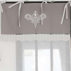 Rideau décoration fenêtre Maison Ancienne 80x220