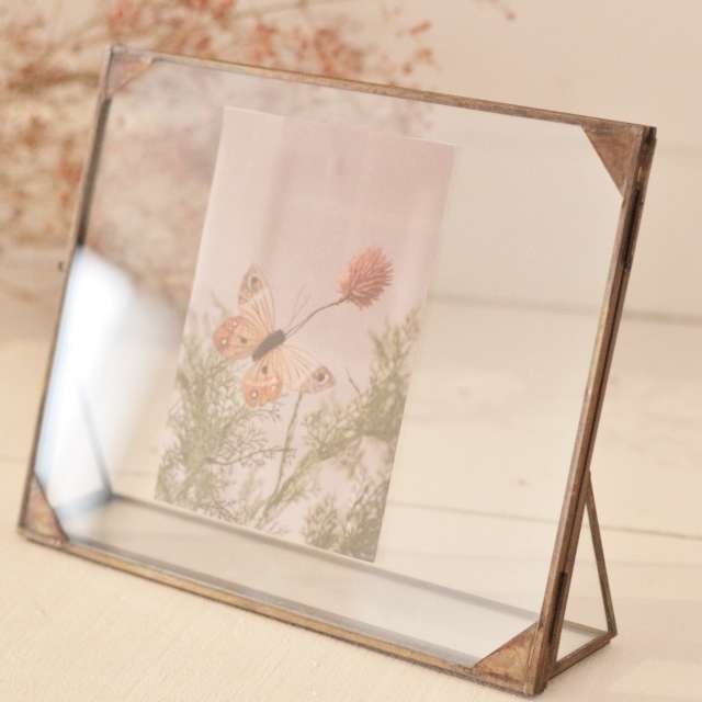 Cadre Photo rectangulaire Ambiance Brocante