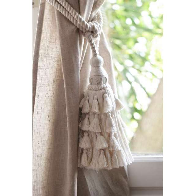 Embrasse rideau Shabby-Chic
